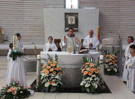 Fatimská jubilejná pobožnosť