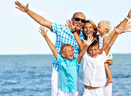 Májová omša pre rodiny