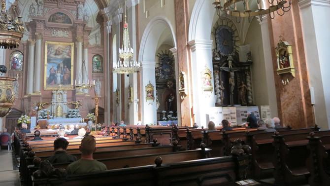 Výstava o sv. Maximiliánovi v Prešove