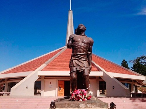 Nová národná svätyňa v Ugande