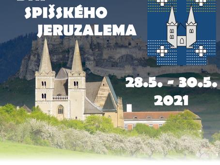 Pozvánka na Dni Spišského Jeruzalema