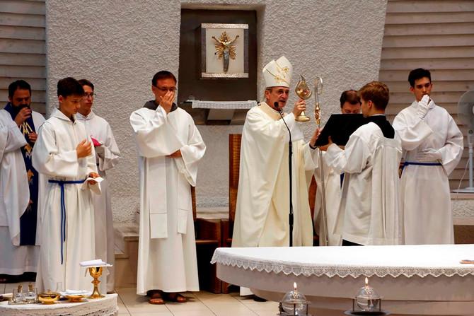 V Karlovej Vsi sú relikvie sv. Maximiliána