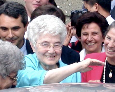 Chiara Lubichová adobrodružstvo jednoty.