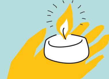 Sviečka za nenarodené deti
