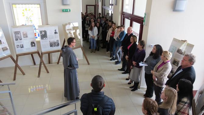 Sv. Maximilián zavítal do Popradu