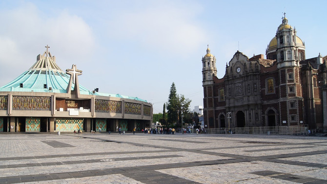 Mariánske zjavenia: Mexico, Guadalupe