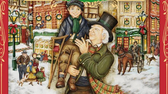 Ch. Dickens: Duch Vianoc mení svet