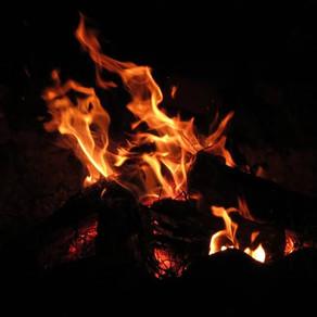 O Ježišovom ohni