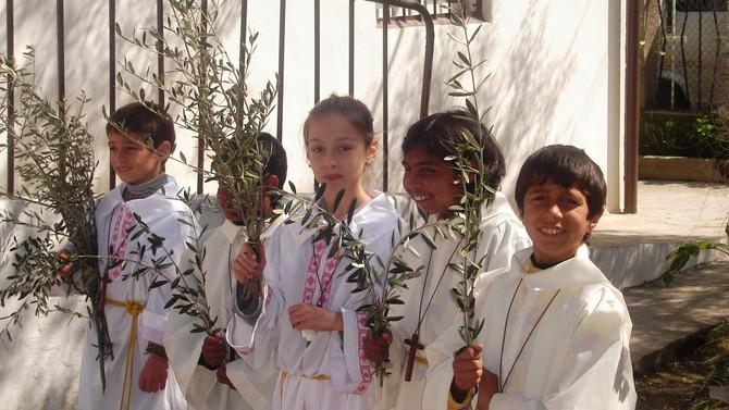 Duchovné slovo: Kvetná nedeľa