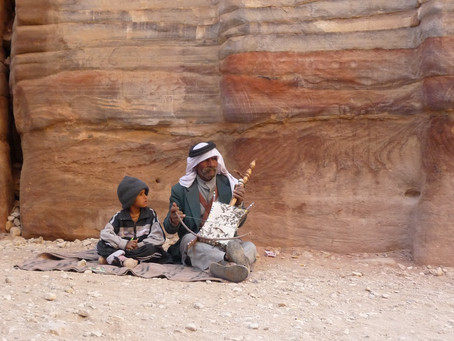 O hlase na púšti