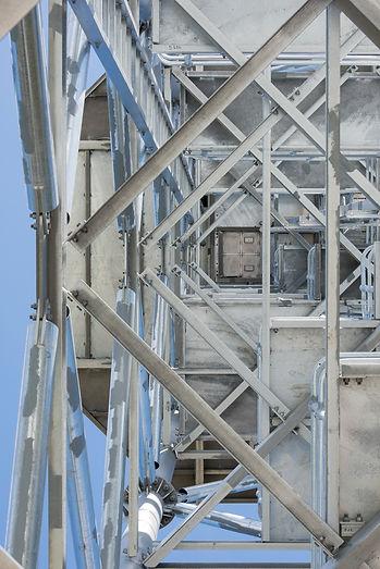 steel, tower, detailing, BIM, tekla