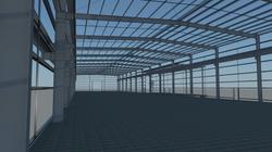 Portal Frame Building
