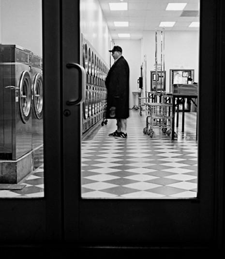 Laundromat Man 2006