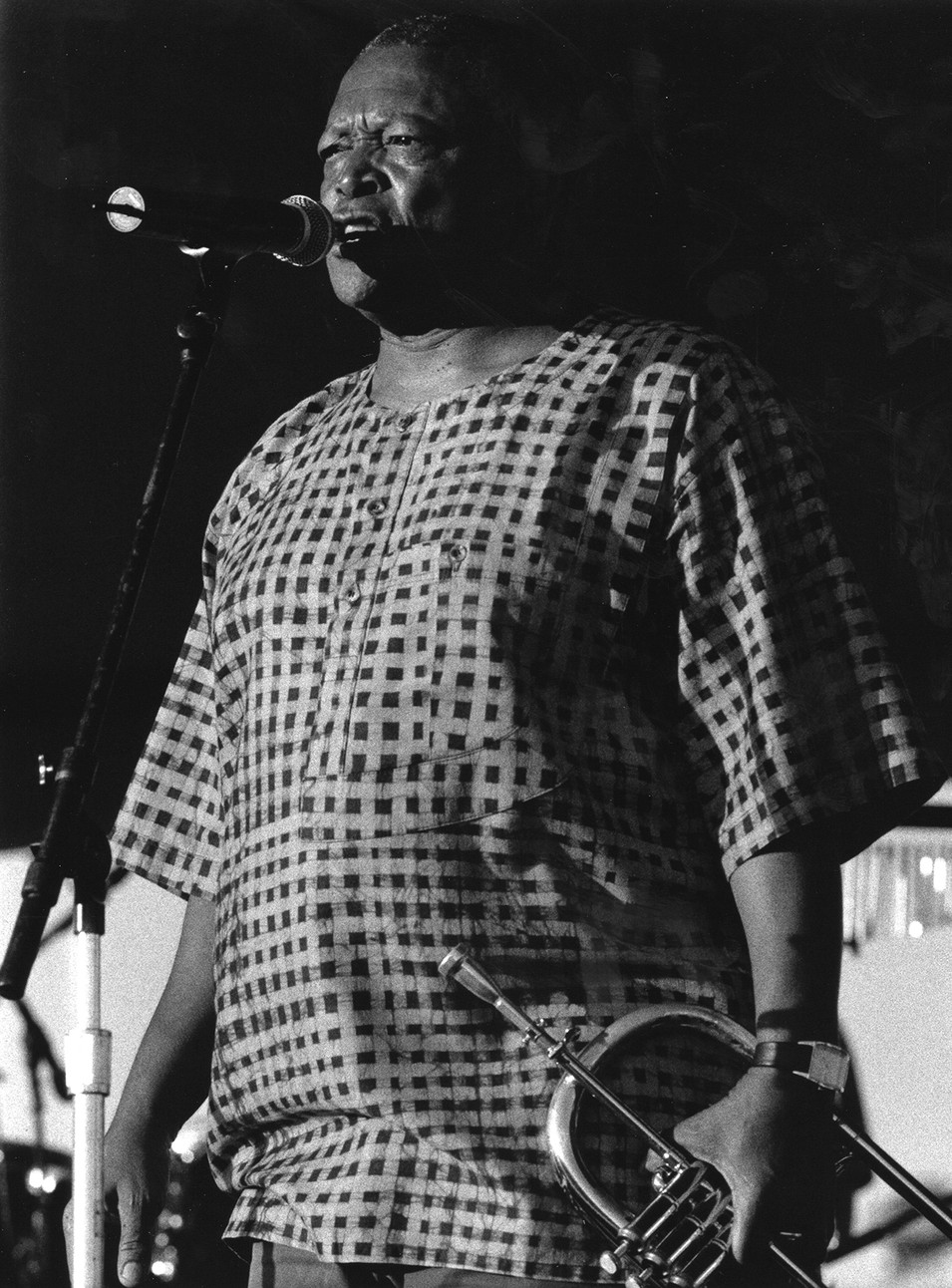 Hugh Masakala 2002