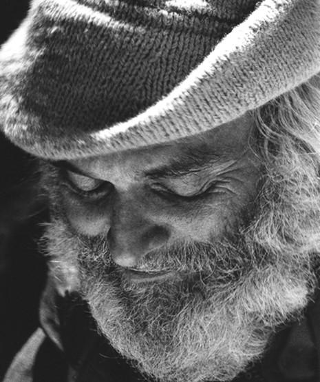 Market Street Man 2006