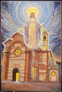 Santuario Mellana Boves, Cuneo