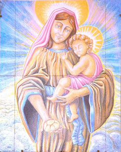 La Madonna del Pane