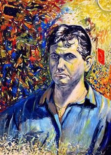Autoritratto , 1990