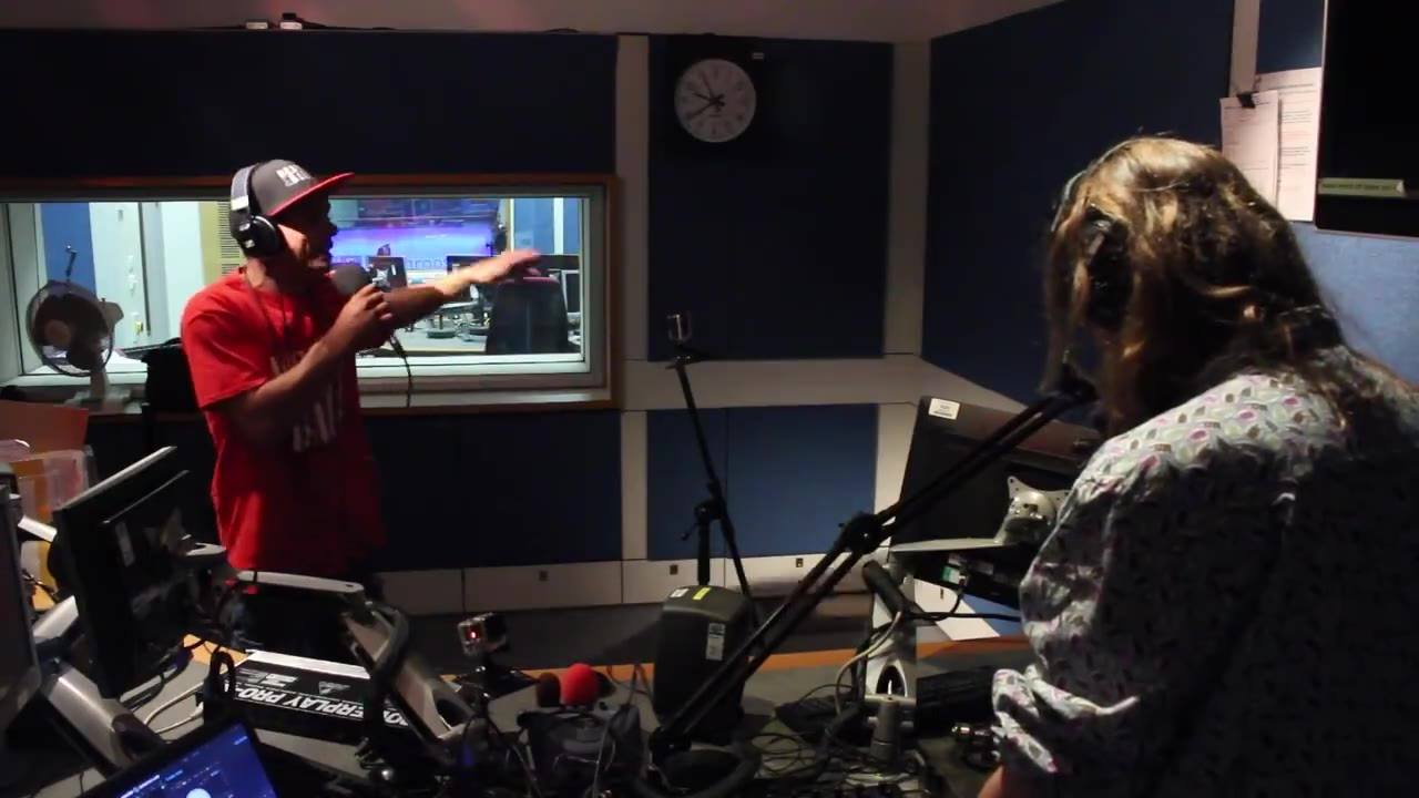 Telford rapper Trademark Blud came in for a live session and absolutely SMASHED IT! Here's his track 'Wing of a Hawk' with DJ Buzzword. Amazing!