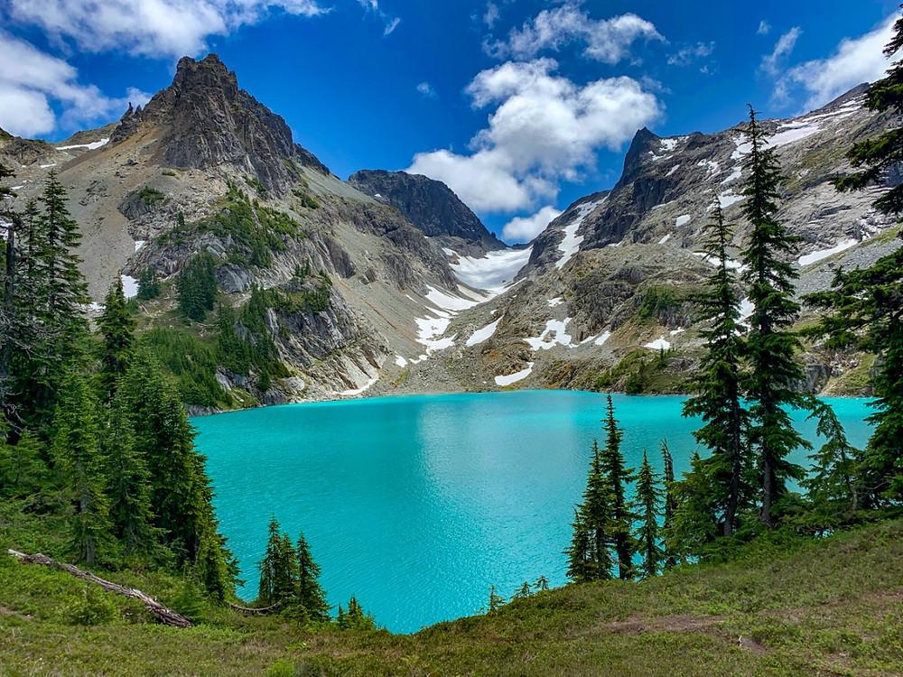 Marmot Lakes