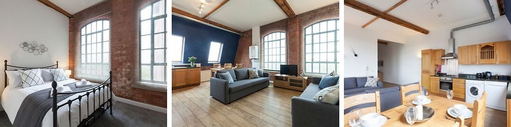 Visiting your son or daughter at a Nottingham University blog - Raleigh Loft Serviced Apartment.jpg