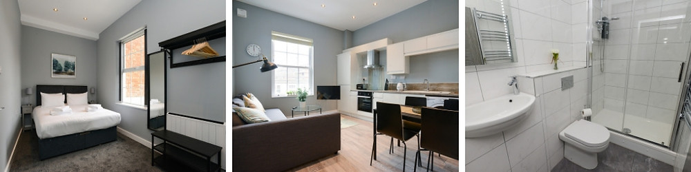 Nottingham football short breaks blog post - arena serviced apartments