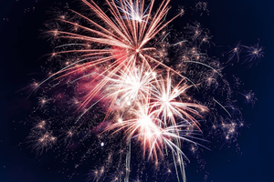 Enjoy fireworks in Nottingham this New Year's Eve as one of the things to do