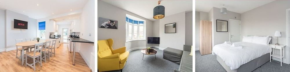 Visiting your son or daughter at a Nottingham University blog - Trent Road Serviced house