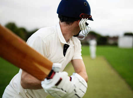 Run! It's cricket season in Nottingham