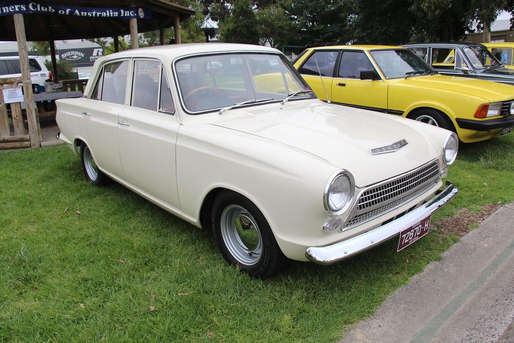 Ford Lotus Cortina Mk