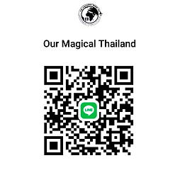LineQR Code-our magical thailand-koh yao