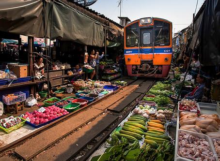 What Markets to visit in Bangkok?