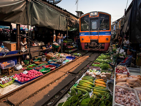 What Markets to visit in Bangkok?