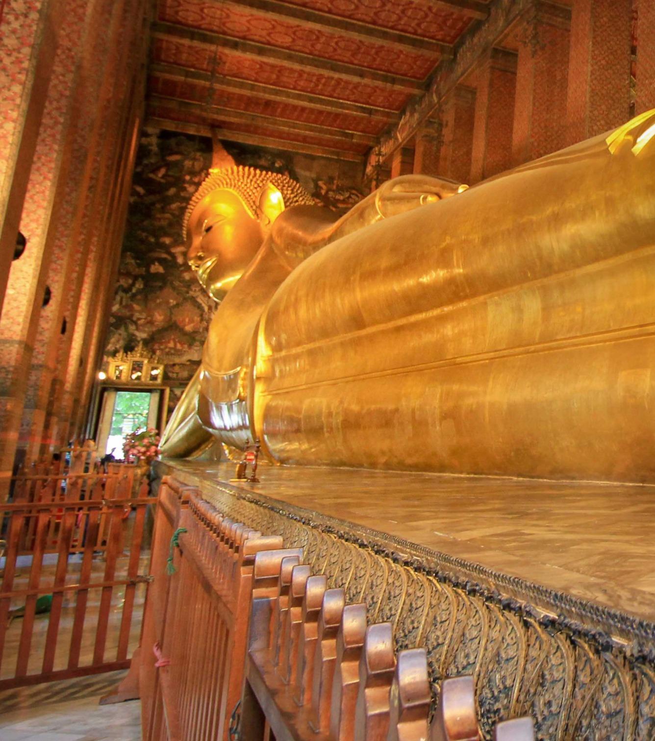 Wat Traimit & Royal Palace & Wat Pho