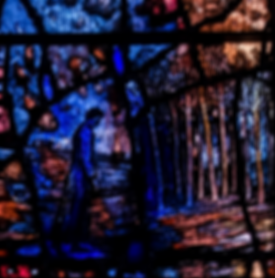 Leicester Cathedral – Glass by Tom Denny
