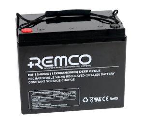 Remco 12-80DC