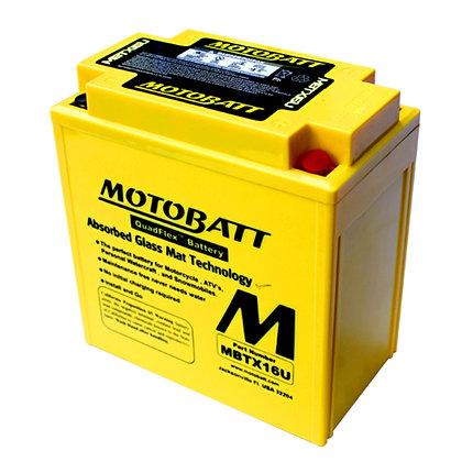 MOTOBATT MBTX16U
