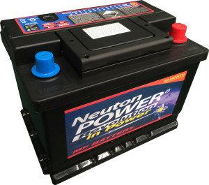 Neuton Power DIN55 55519 12V 55Amp