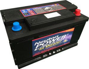Neuton Power DIN77 57539 12V 77Amp