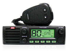 GME TX4500S DIN size 5 UHF CB Radio