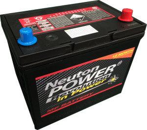 Neuton Power NS70L 80D26L 12V 70Amp