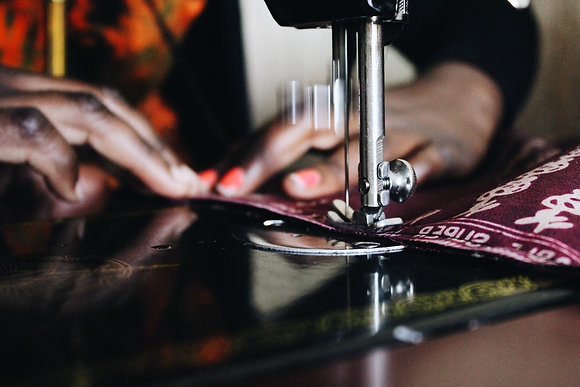 Sewing Machine for Oasis