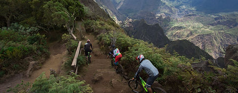 Rando vtt réunion maïdo bike aventure