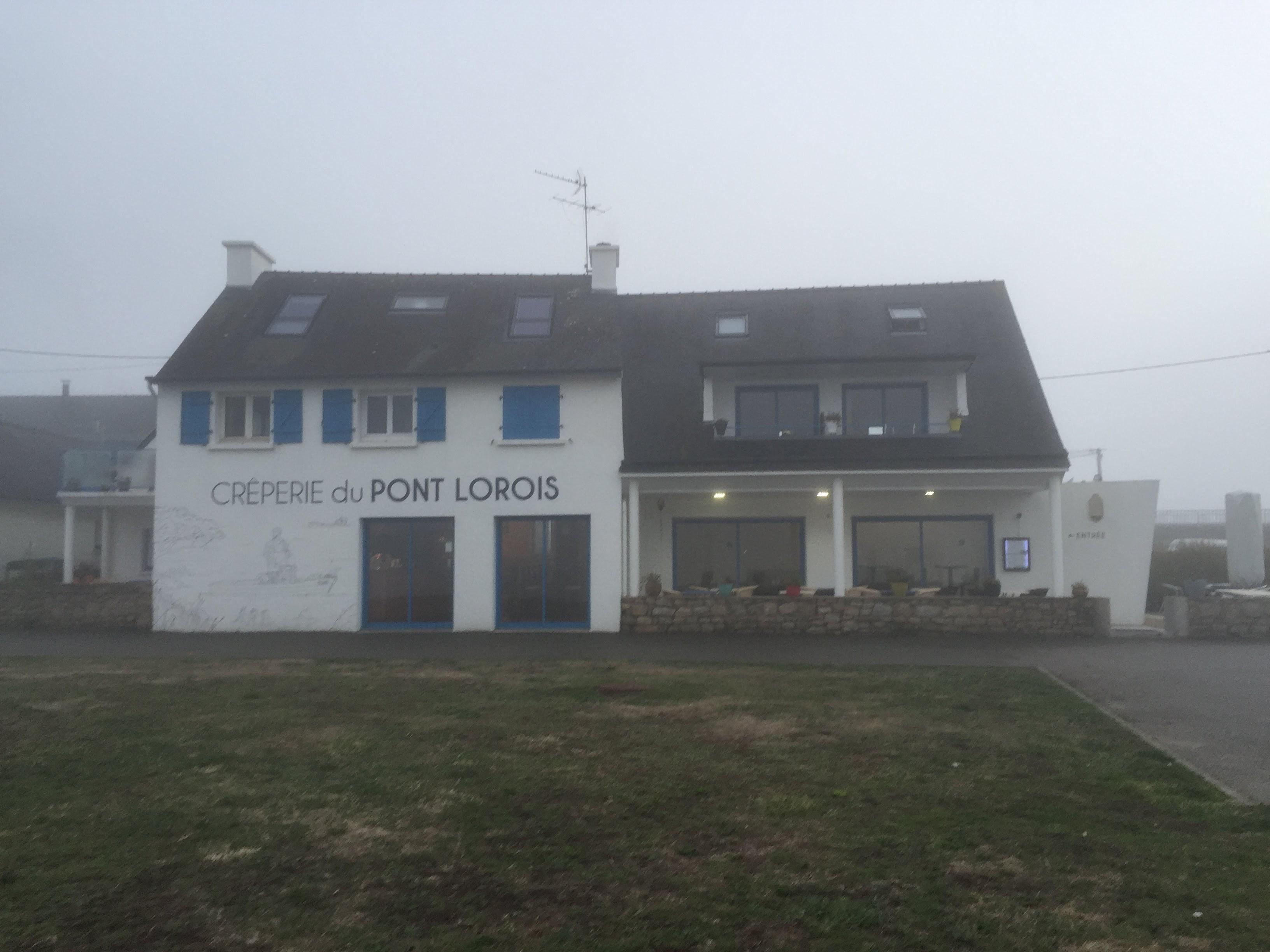 Brouillard au Pont Lorois