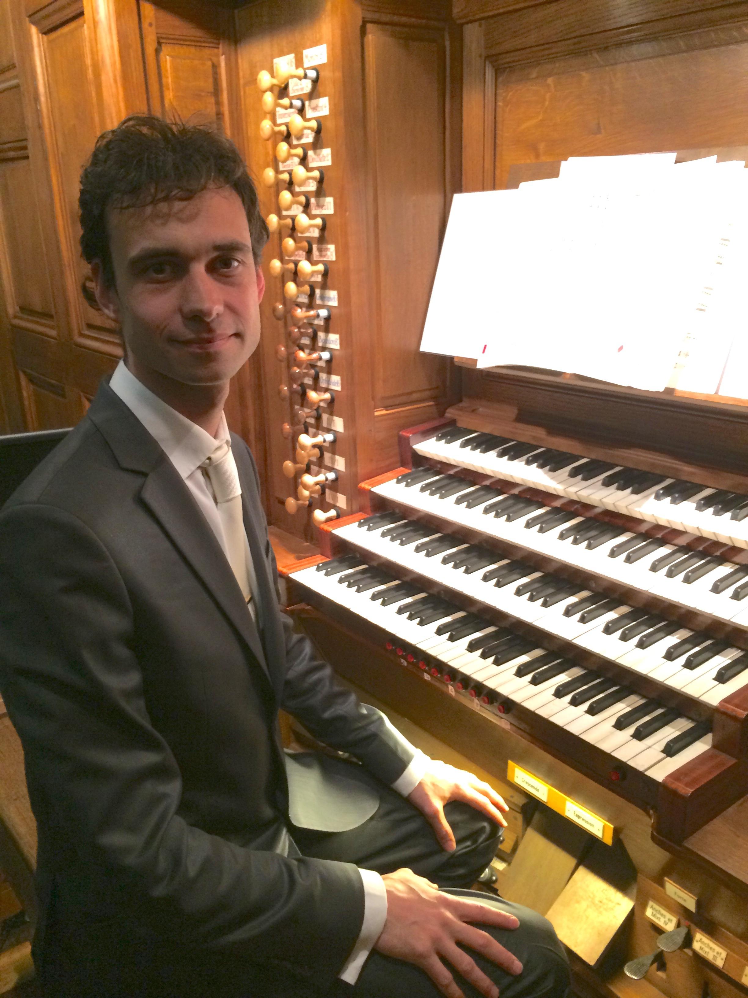Orgelkonsert