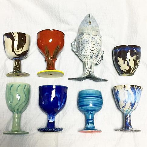 wine mug cups