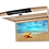 Thumbnail: ทีวีเพดานติดรถยนต์ จอ LCD 15.6 นิ้ว Zulex MP-HDMI 156