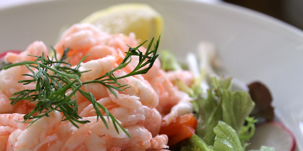 Class: Greenlandic Shrimp Salad