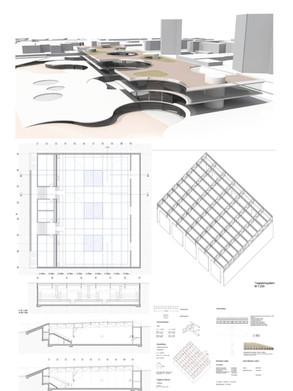Construction Basketball hall