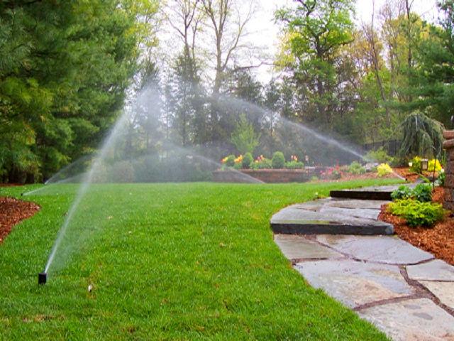 Irrigation Estimate
